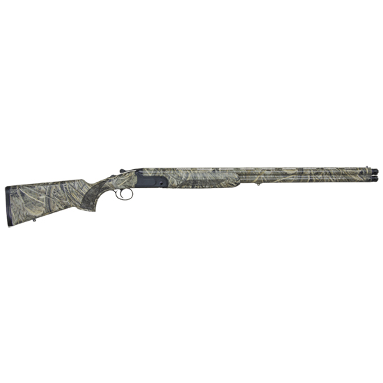 CZ 06583 Swamp Magnum Over|Under 12 Gauge 30 3.5 in.  Realtree Max-5 Synthetic Stk Black in.
