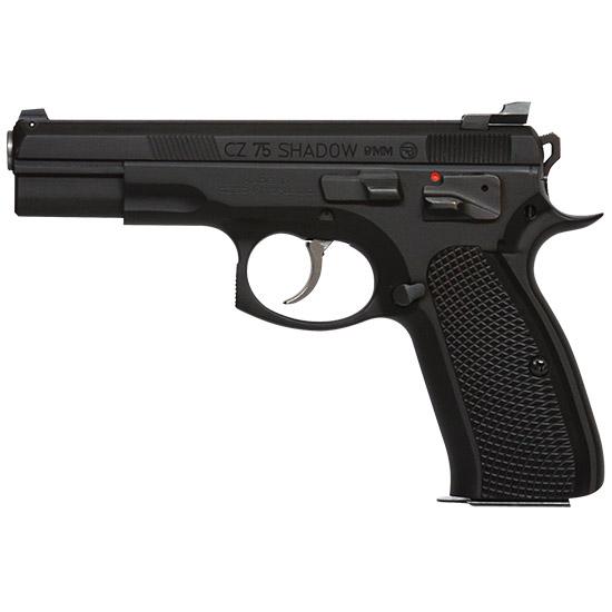 CZ 75 Shadow Tac II (CZ Custom) 9mm 4.61-inch 16Rds