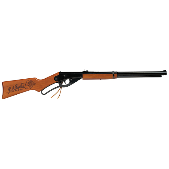 Daisy 991938 Red Ryder Rifle .177 Lever Wood Stk Blued