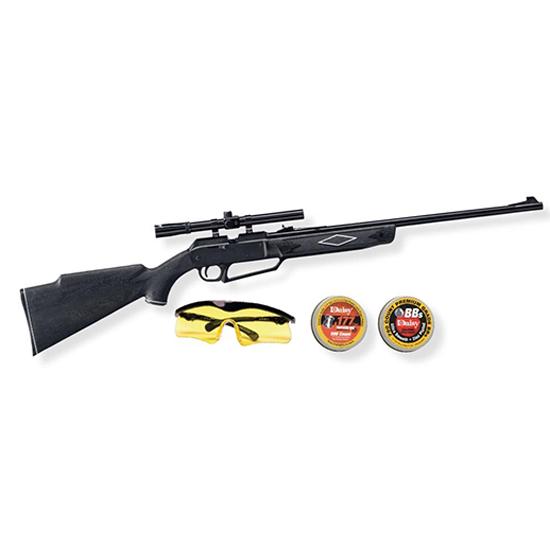 Daisy 5880 Powerline Shadow Plus Kit Air Gun Rifle