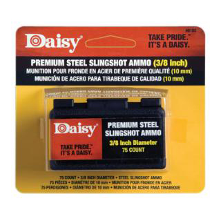 Daisy 8183 Slingshot Ammo Black