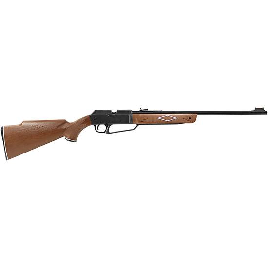 Daisy 880 PowerLine Air Rifle Pump .177 Pellet|BB Blued Synthetic Woodgrain Stock