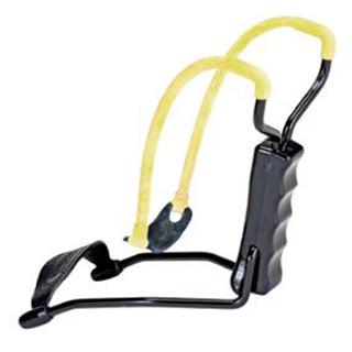 Daisy B52 Slingshot w|Wrist Support Black|Yellow