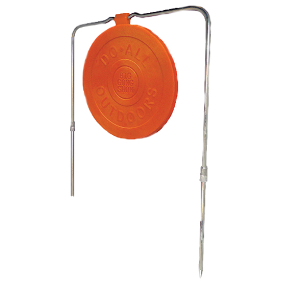 Do All Traps BSG3 Impact Seal Big Gong Show 9 Orange w|Stand in.