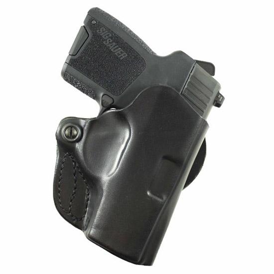 Desantis Gunhide 019BA37Z0 Mini Scabbard SIG P938 Leather Black