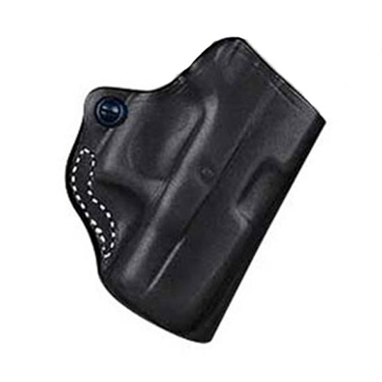 Desantis Gunhide 019BA7FZO Mini Scabbard Black LCP II Leather Black