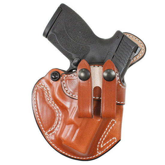 DeSantis Cozy Partner Holster for the S&,W M&,P Shield 45 IWB Tan