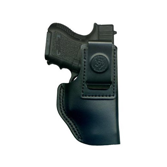 Desantis Gunhide 031BA79Z0 Insider RH Colt Officer Leather Black