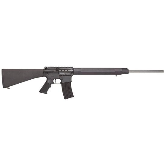 DPMS 60508 Bull 24 Varmint|Target Semi-Automatic 223 Remington|5.56 NATO 24 30+1 A2 Black Stock Black in.