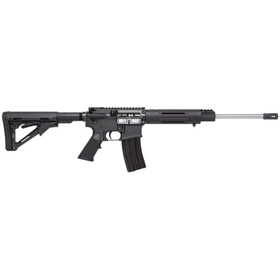 DPMS 60527 LBR Carbine Competition Rifle Semi-Automatic 223 Remington|5.56 NATO 16 30+1 Magpul MOE Black Stock Black|Stainless Steel in.