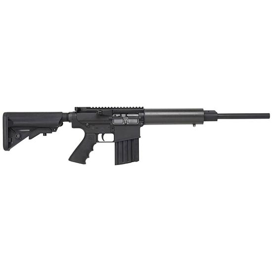 DPMS 60556 GII Compact Hunter Semi-Automatic 308 Winchester|7.62 NATO 16 10+1 B5 SOPMOD Black Stock Black in.