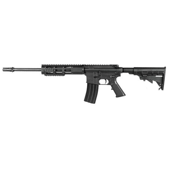 DPMS 60520 300 AAC Blackout SR Carbine Semi-Automatic 300 AAC Blackout|Whisper (7.62x35mm) 16 30+1 6-Position Black Stock Black in.