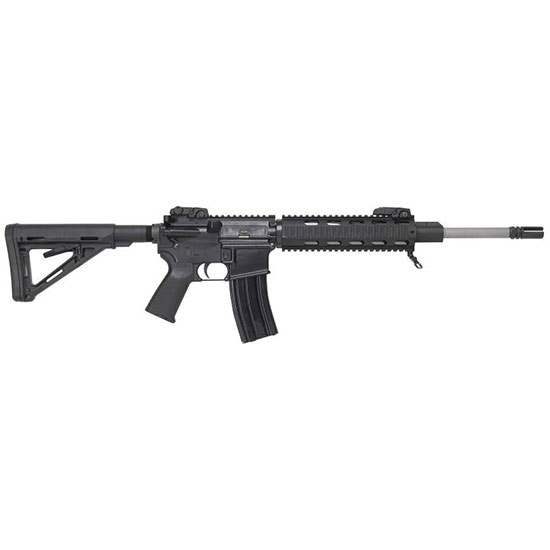 DPMS 60542 Recon Enhanced Tactical Semi-Automatic 223 Remington|5.56 NATO 16 30+1 Magpul MOE Black Stock Black|Stainless Steel in.