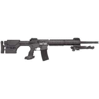 DPMS 60544 Mini SASS Tactical Precision Semi-Automatic 223 Remington|5.56 NATO 18 30+1 Magpul PRS Black Stock in.