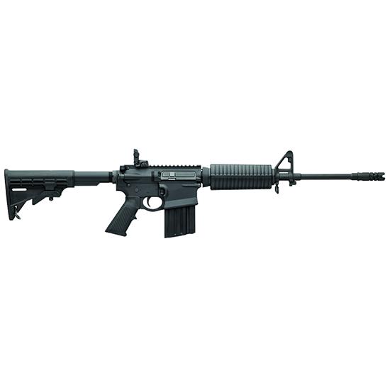 DPMS 60220 GII AP4 Semi-Automatic 308 Winchester|7.62 NATO 16 20+1 6-Position Black Stock Black in.