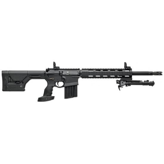DPMS 60230 RFLRG2SASS GII SASS SA 308|7.62 18 20+1 Magpul PRS Rifle Stk Blk in.
