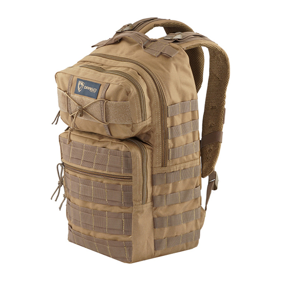 Drago Ranger Laptop Backpack Tan
