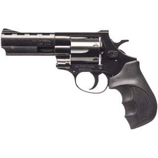 EAA EARB3574 Windicator Steel Frame Single|Double 357 Magnum 4 6 FS Black Rubber Grip Blued in.