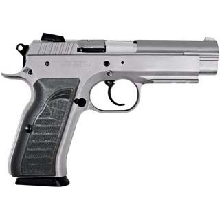 EAA 999102 Witness Full Size Steel 40 S&W 4.5 14+1 Blk Syn Grip Wonder Finish in.