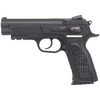 EAA 999103 Witness Polymer Full Size 40 S&W 4.5 14+1 Poly Grip Frame Blk in.