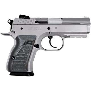 EAA 999230 Witness Compact Steel 10mm 3.6 12+1 AS Black Synthetic Grip Wonder SS Finish in.