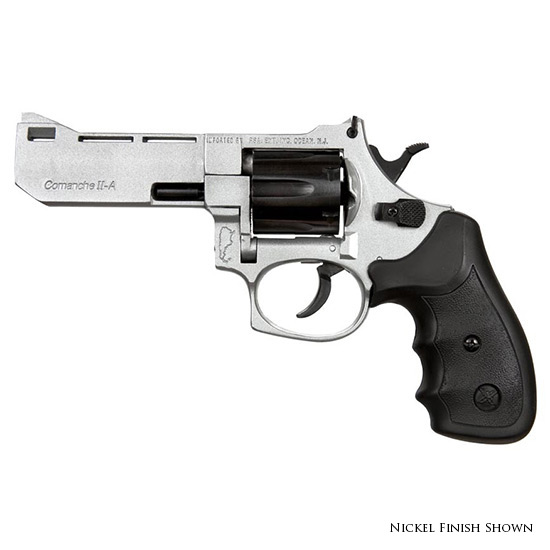 Comanche Comanche II-A .38 Special 4&quot Blue 6Rd Revolver CR20002