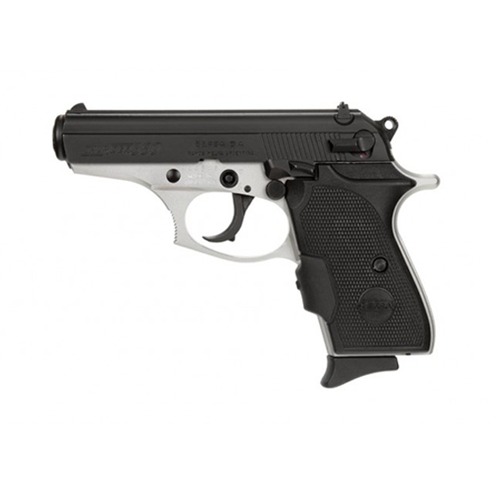 Bersa T380DT8CT Thunder 380 380 Automatic Colt Pistol (ACP) Single|Double 3.5 8+1 Black Synthetic|Crimson Trace Laser Grip Nickel Frame Black Slide in.