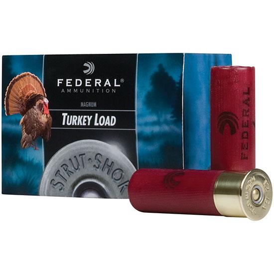Federal FT139F4 Premium Upland Strut-Shok 12 Gauge 3.5 2 oz 4 Shot 10 Bx| 25 Cs in.