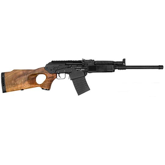 FIME Molot VEPR Semi- Automatic Shotgun 12 Gauge 3 in.  Chamber 19 in.  Threaded Barrel 5 Round Wood Thumbhole Stock