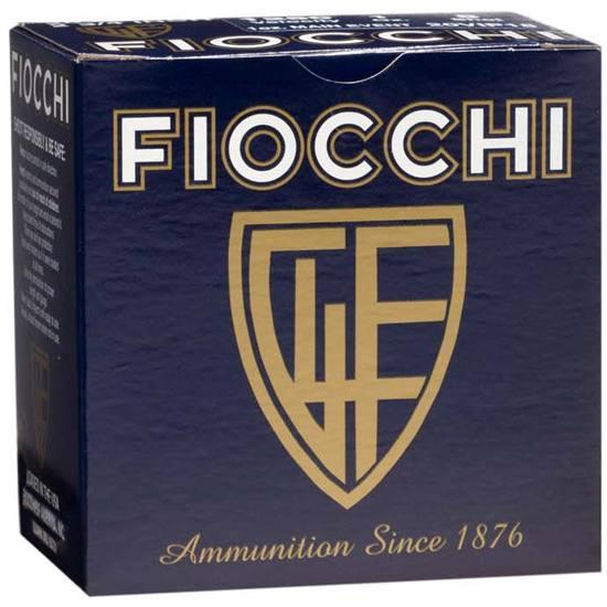 Fiocchi 123ST1 Steel 12 Ga 3 1-1|8 oz 1 Shot 25 Bx| 10 Cs in.