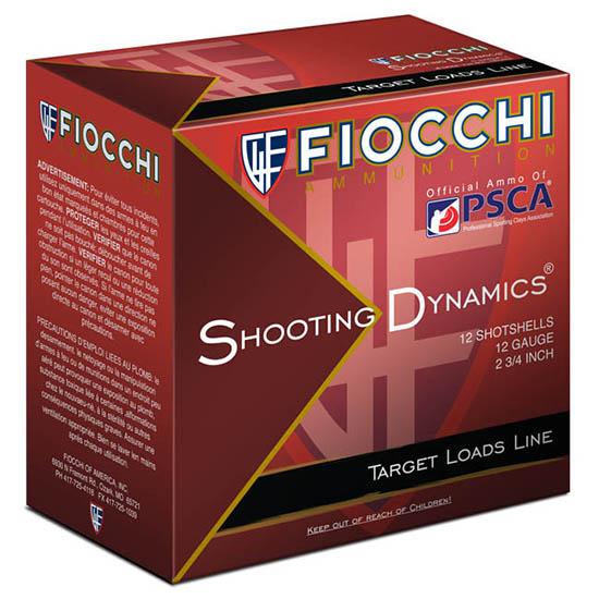 Fiocchi 12 Ga 2.75 1 Oz 7.5 Shot 25/10