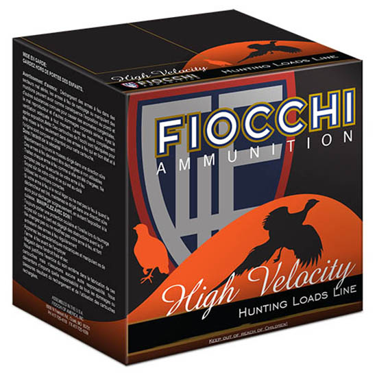 Fiocchi 2834V8 HV Optima Specific Loads 28 ga 3 inch .88 oz 8 Shot 250 Shells