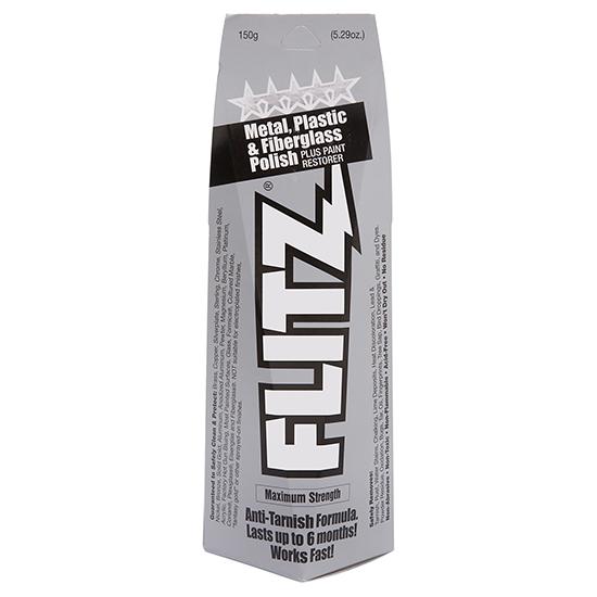 Flitz Metal Polish - 150GRM