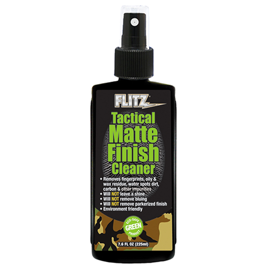 FLITZ TM81585 MATTE FINISH CLEAN 7.6OZ
