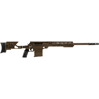 FN 3703013382 FN Ballista 338 Lapua 5 rd Flat Dark Earth Finish