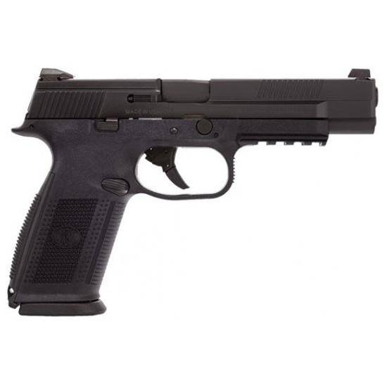 FN Herstal FNS-9L Long Slide Pistol 9mm 5in 17rd Black 66725