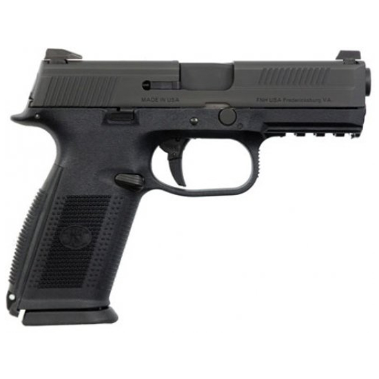 FN FNS-40 Black 40 S W 4-Inch 10Rds