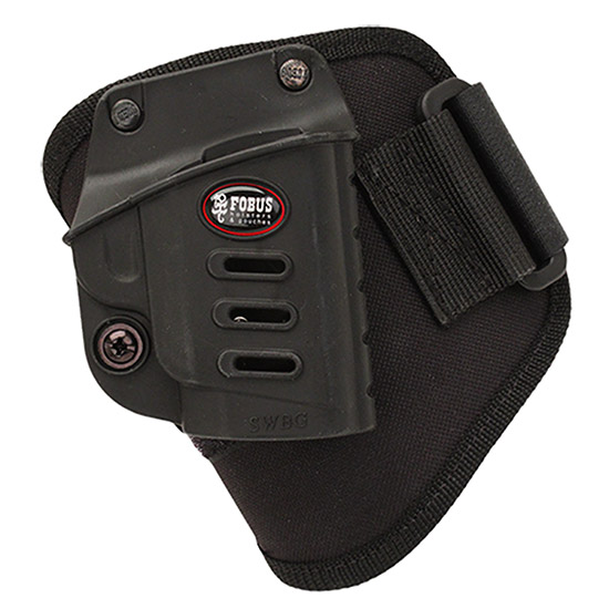 Fobus SWBGA Ankle Right Hand  S&W Bodyguard Polymer Black