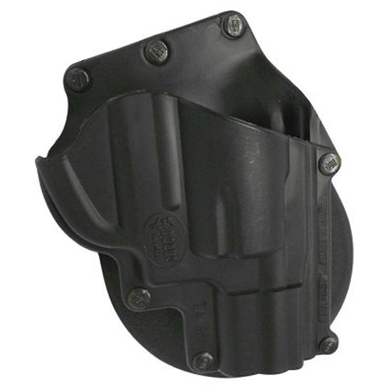 Fobus TA85 Standard Paddle RH Taurus 85|850 CIA|UL85 Plastic Black