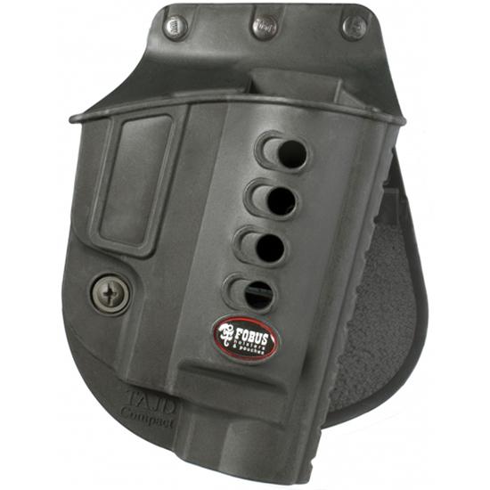 Fobus TAJD Standard Paddle   Thermoplastic Black