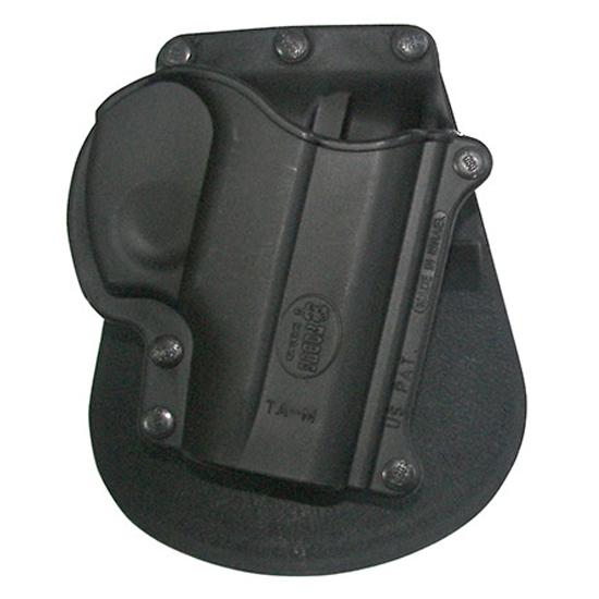 Fobus TAM Standard Paddle RH Taurus PT111 Millenium Plastic Black