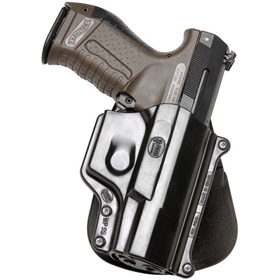 Fobus Standard Paddle Holster for Walther P99 Right Hand
