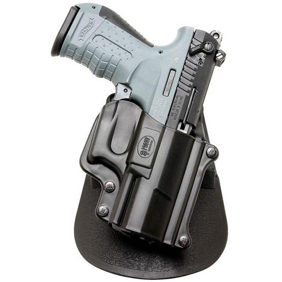 Fobus WP22 Standard Paddle RH Walther P22 Plastic Black