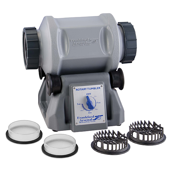 Frankford Arsenal 909544 Platinum Rotary Tumbler 223 Remington 14.75 x 9.25 in.  x 9.25 in.  in.