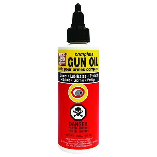 G96 1054 Gun Oil Bottle Lubricant 4 oz