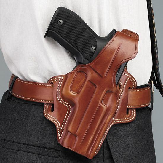Galco Fletch Beretta 92 RH Black