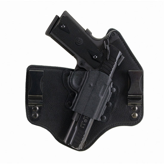 Galco KT436B KingTuk IWB LCP|P3AT|Dback Width to 1.75 Blk Kydex|Leather in.