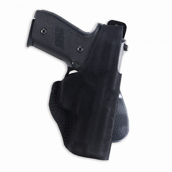 Galco Paddle Lite Holster for Springfield XD 3-inch RH Black