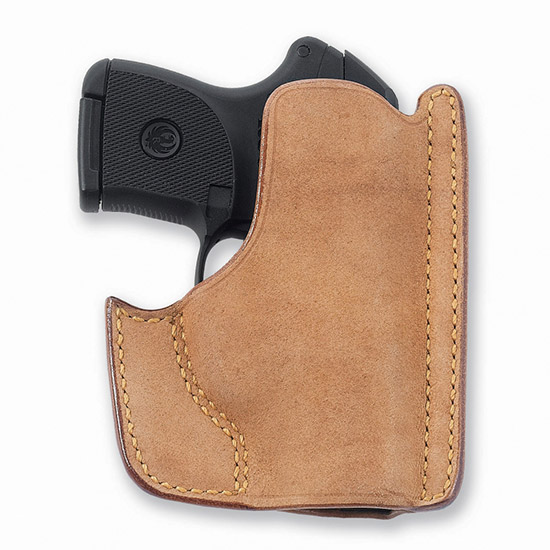 Galco PH158 FRONT POCKET HOLSTER 158 Pocket Natural Horsehide|Leather