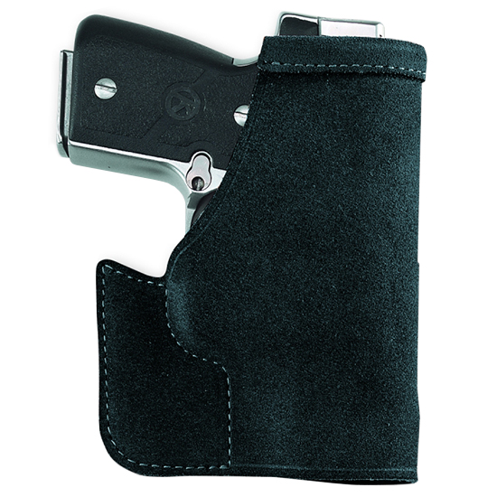 Galco PRO636B Pocket Protector Inside the Pocket  Ruger LC9 Steerhide Center Cut Black